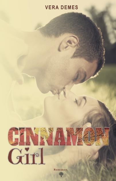 Cover ebook Cinnamon girl