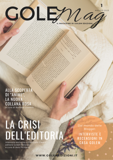 Copertina magazine